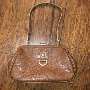 Vintage Tommy Hilfiger Brown Leather Purse